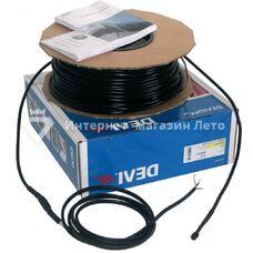 Нагрівальний кабель Devisafe 20T (Данія)