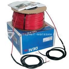 Нагревательный кабель одножильный DEVIbasic 20S (Дания)