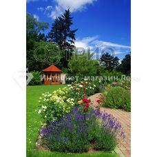 Картина - обогреватель Трио «Сад.цветы»