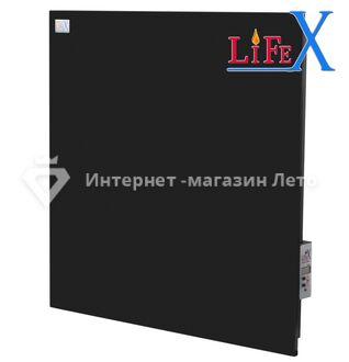 Керамическая инфракрасная панель LifeX КОП400 (черная)