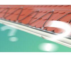 Как выбрать греющий кабель для обогрева крыш и водостоков?