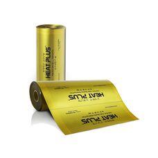 Инфракрасная пленка Heat Plus Premium Gold (ширина 0,5 м)