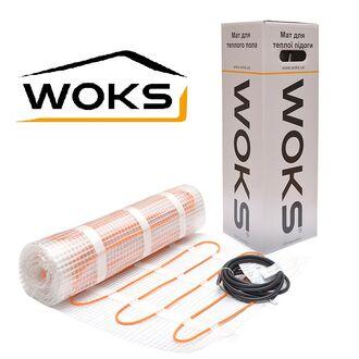 Нагревательный мат Woks-160 (Украина)