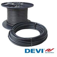 Саморегулюючий нагрівальний кабель DEVIiceguard (Данія)