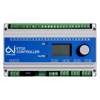 Терморегулятор ETO-2 4550 (OJ Electronics)