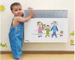 Какой обогреватель лучше для детской комнаты>
