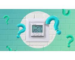 Можно ли электрический теплый пол подключить без терморегулятора?