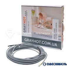 Нагревательный кабель GrayHot 15 Вт (Украина)