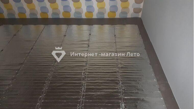 Алюминиевый мат под ламинат - In-Therm