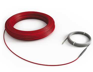 Тонкий нагревательный кабель